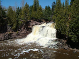 Gooseberry Falls State Park, Two Harbors Minnesota