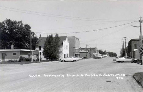 Ulen Community Clinic and Museum, Ulen Minnesota, 1960's