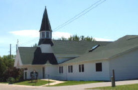 Union Congregational Church, Hackensack Minnesota