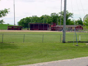 Ballpark in Urbank Minnesota