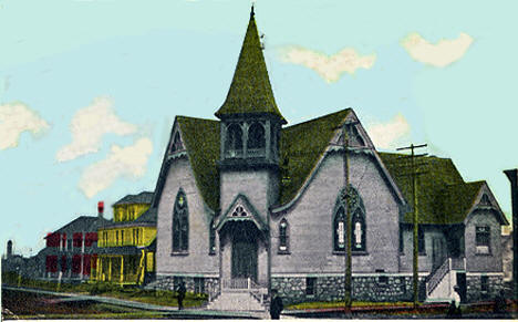 Presbyterian Church, Virginia Minnesota, 1910