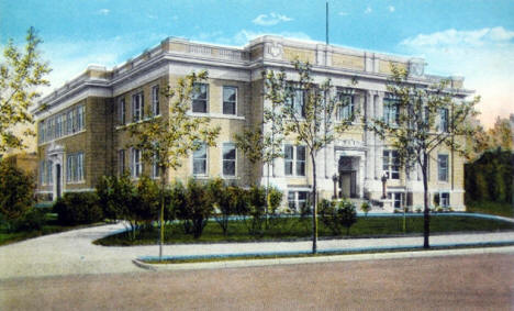 Court House, Virginia Minnesota, 1920's