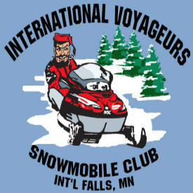 International Voyageurs Snowmobile Club, International Falls minnesota