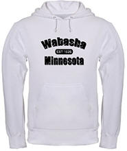 Wabasha Established 1826 Hooded Sweatshirt