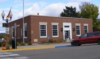US Post Office, Wabasha Minnesota