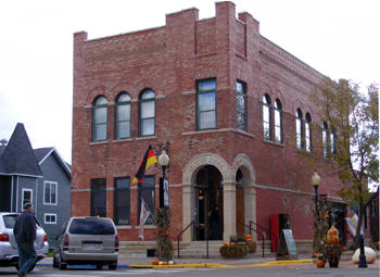 City Hall, Wabasha Minnesota