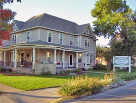 Bridgewaters Bed & Breakfast, Wabasha Minnesota