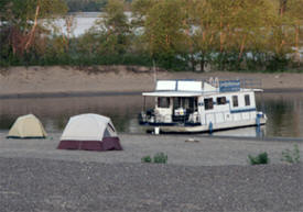 Great River Houseboats, Wabasha Minnesota
