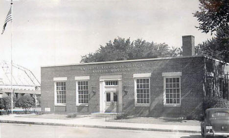 Post Office, Wabasha Minnesota, 1940's