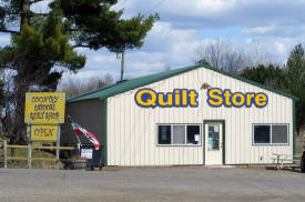 Country Caboose Quilt Store