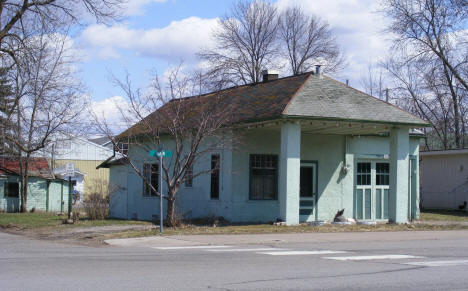 Former Gas Station, Wahkon Minnesota, 2009