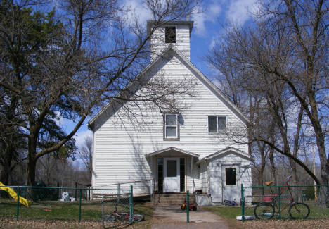 Former Church, Wahkon Minnesota, 2009
