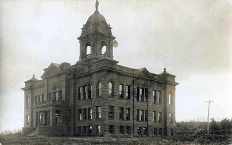 Cass County Courthouse, Walker Minnesota, 1905