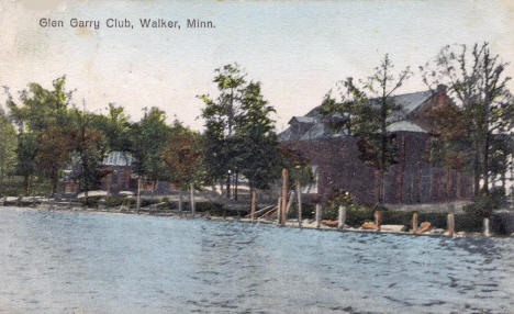 Glen Garry Club, Walker Minnesota, 1911