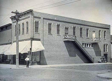 Walker Hardware Company, Walker Minnesota, 1925
