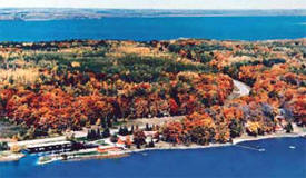 Brindley's Harbor Resort, Walker Minnesota