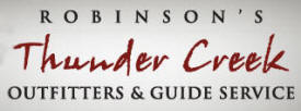 Robinson's Thunder Creek Outfitters & Guide Service