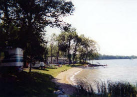 Shores of Leech Lake Marina & Campground, Walker Minnesota