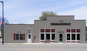 Wanamingo City Hall, Wanamingo Minnesota
