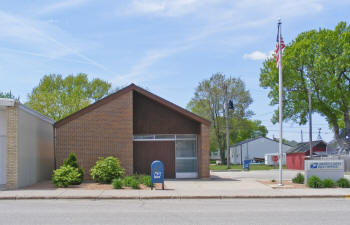 US Post Office, Wanamingo Minnesota
