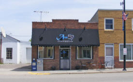 Area 57 Coffee Cafe, Wanamingo Minnesota