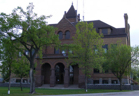 Marshall County Courthouse, Warren Minnesota, 2008