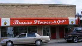 Bauer's Flowers and Gifts, Warren Minnesota