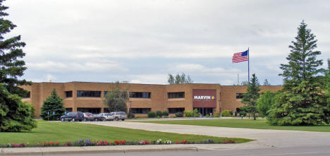 Marvin Window and Doors Headquarters, Warroad Minnesota, 2009