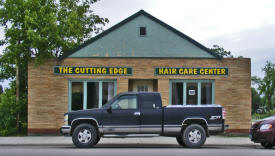 The Cutting Edge Hair Care Center, Warroad Minnesota