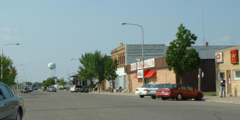 View of Warroad Minnesota, 2006