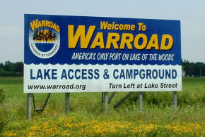 Welcome to Warroad Minnesota