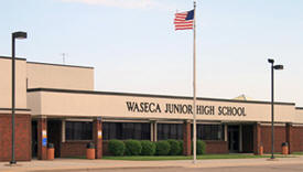 Waseca Junior High School, Waseca Minnesota