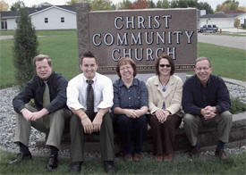 Christ Community Church, Waseca Minnesota