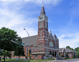 Sacred Heart Catholic Church, Waseca Minnesota