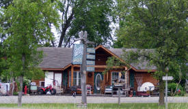 Sandy's Gift Shop, Waskish Minnesota