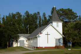Bethlehem Lutheran Church, Waskish Minnesota
