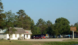 Hillman's Store, RV Park and Minnow Station, Waskish Minnesota