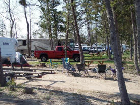 West Wind RV Park, Waskish Minnesota