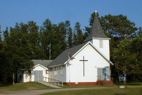 Bethlehem Lutheran Church, Waskish Minnesota, 2006