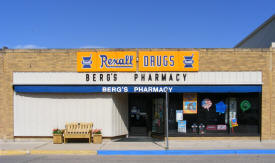 Berg's Pharmacy, Waterville Minnesota
