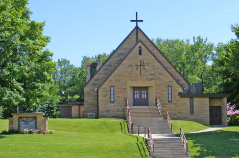 Holy Trinity Catholic Church, Waterville Minnesota, 2010