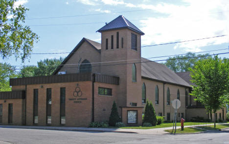 Trinity Lutheran Church, Waterville Minnesota, 2010