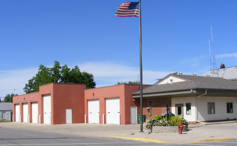 Fire Department, Waterville Minnesota, 2010