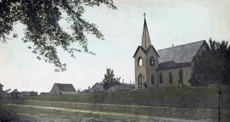 Episcopal Church, Waterville Minnesota, 1910