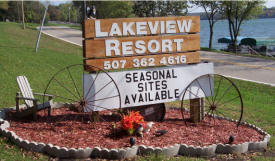 Lakeview Resort, Waterville Minnesota
