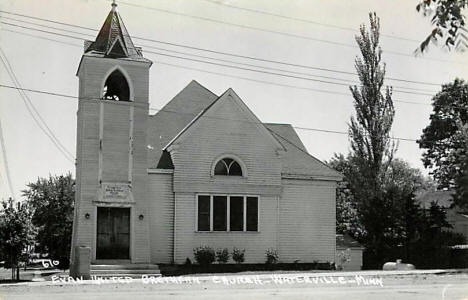 Evangelical United Brethren Church, Waterville Minnesota, 1940's