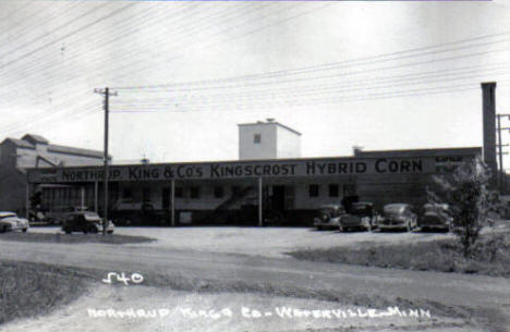Northrup King and Company, Waterville Minnesota, 1940's