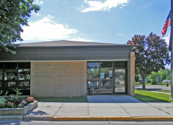 US Post Office, Waterville Minnesota