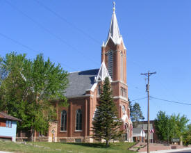 Church of St. Anthony, Watkins Minnesota