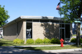 US Post Office, Watkins Minnesota